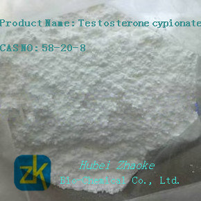 Steroids Hormone 99% Testosterone Cypionate Raw Powder pictures & photos