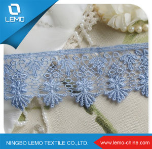 Dentelle Lace Fabric for Ewdding Dress pictures & photos