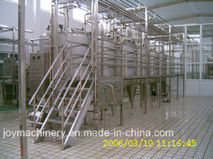 Complete Dairy Pasteurized Milk Production Line pictures & photos