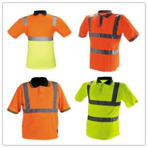 High Visibility Safety Reflective Jacket for Roadway pictures & photos