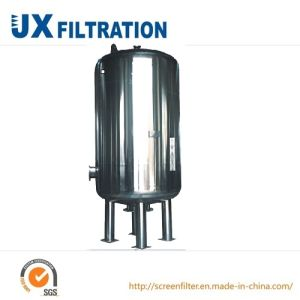 Stainless Steel Sand Filter for Water Treatment pictures & photos