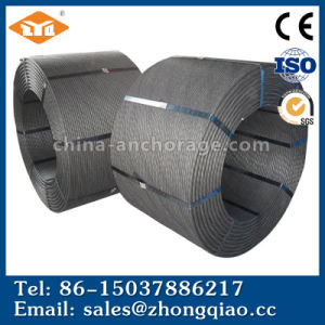 Bridge Application Prestressing Steel Strand 12.7mm pictures & photos