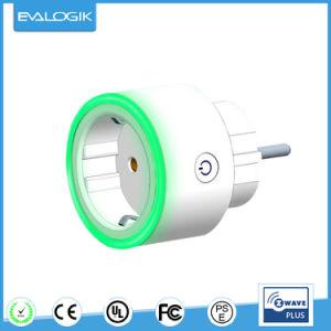 Z-Wave Ce Certified Smart Plug Socket pictures & photos
