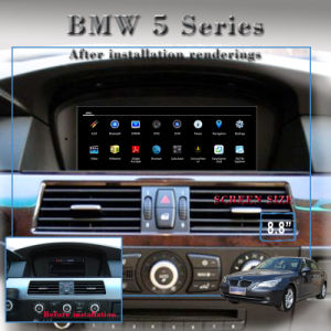 "8.8""Anti-Glare Carplay 8.8""Android Car Stereo BMW 5 E60 E61 M5 GPS Navigation pictures & photos"