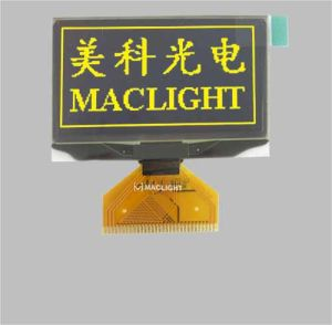 2.42 Inch Pm OLED Display Module with 128X64 Pixels pictures & photos