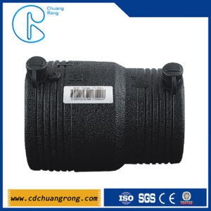 Plastic Electrofusion Reducer Fittings for Pipe Systems pictures & photos