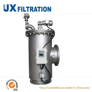 Automatic Stainless Steel Self-Cleaning Water Filter pictures & photos