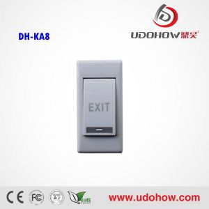 Fireproof Plastic Small Plastic Snap Door Release Button