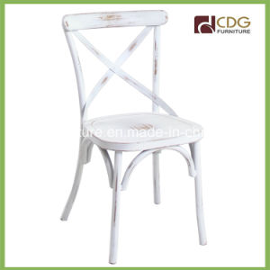 657-H45-St New Design Antique Louis Dining Chair