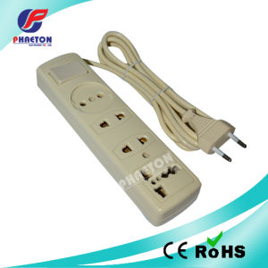 Power Strip 4 Ways Bakelite Extension Socket pictures & photos