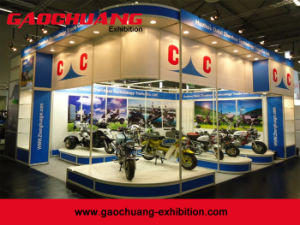Special Design Aluminum Octanorm Exhibition Booth Display Stand pictures & photos