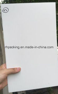 Opaque White 1220*2440mm 4mm Correx Coroplast Corflute Sheets pictures & photos