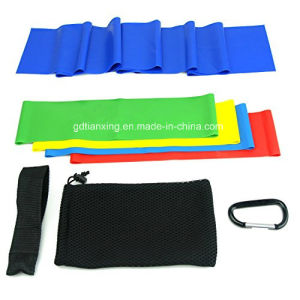 Custom Printed Resistance Exercise Band pictures & photos