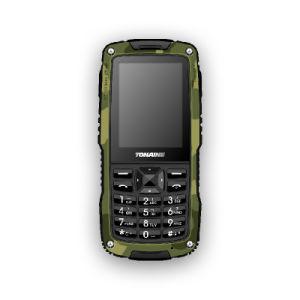 Dual-SIM Waterproof Rugged Phone with IP67