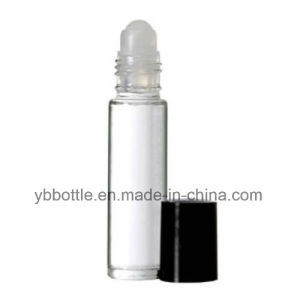 5ml 10ml 30ml Roll-on Refillable Glass Perfume Bottle Purse, Glass Bottles pictures & photos