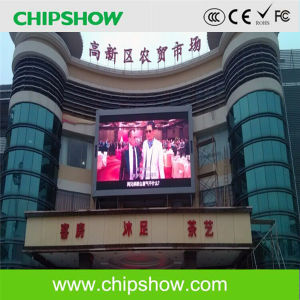 Chipshow P10 DIP Full Color Advertising LED Display Manufacturer pictures & photos