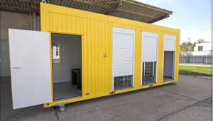 Professional Manufacturer Shipping Container Rolling Shutters pictures & photos