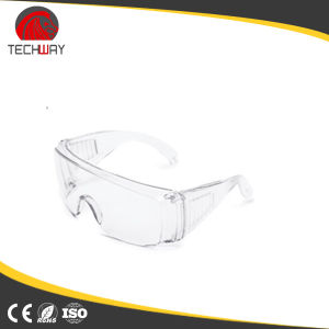 Cheap Plastic Safety Glasses Safety Goggles pictures & photos