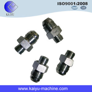 (SAE 070102) 2404 Series Male Pipe Fitting Adaptor pictures & photos