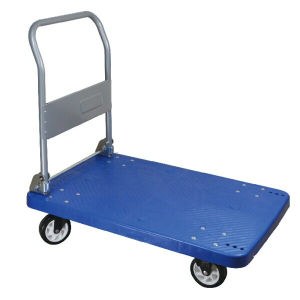 Mute Stainless Steel Handcart pictures & photos