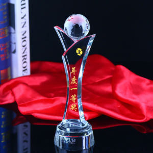 High Quliaty Appreciate Crystal Award Crystal Trophy pictures & photos