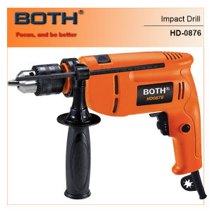 810W Heavy Duty Electric Impact Drill (HD0876) pictures & photos