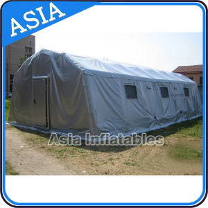 PVC Inflatable Military Tent Inflatable Tent for Sale, Inflatable Temporary Tent, Mobile Medical Tent pictures & photos