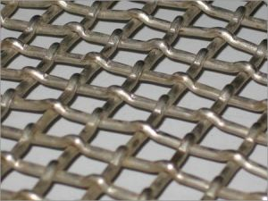 High Quality Stainless Steel Crimped Wire Mesh pictures & photos