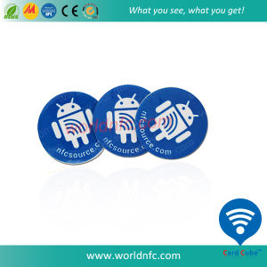 High Quality 13.56MHz I Code Sli NFC Label Tag Sticker pictures & photos