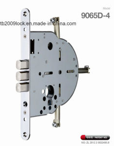 High Securuty Door Lock, Mortise Lock Body (9065D-4) pictures & photos