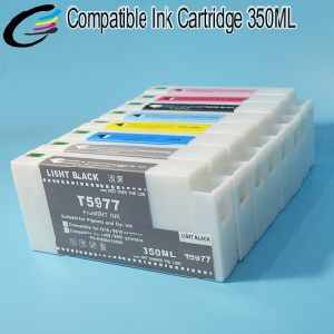 350ml Compatible Ink Cartridge T5961 - T5969 for Epson Stylus PRO 7890 9890 Printer Ink Cartridge pictures & photos