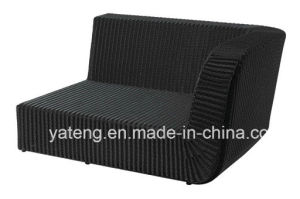 New Style Top Quality Synthetic Rattan Outdoor Garden Furniture Cornor Sofa Set (YT327) pictures & photos