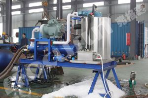Flake Ice Machine (0.5 ton - 60 tons per 24 hours) pictures & photos