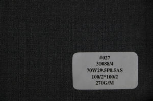 Wool Fabric in Ready Stock 4 Colors for Suit pictures & photos