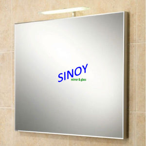 1.1mm - 6mm Clear Silver Mirror Glass, Double Coated, Waterproof for Interior Applications pictures & photos