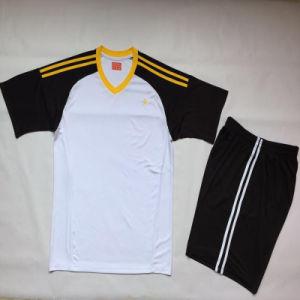 2016/2017 Blank Version Tigres White Football Jerse Kits pictures & photos