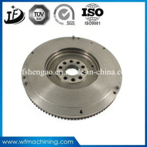 Grey Iron Sand Casting Flywheel for Home Gym Equipment pictures & photos