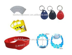 High Quality Waterproof 125 kHz Spring RFID Wristband RFID Wristband Tag pictures & photos