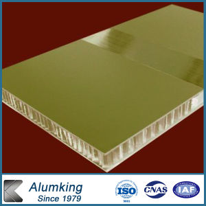Coated Aluminum Honeycomb Panels for Curtain Wall pictures & photos