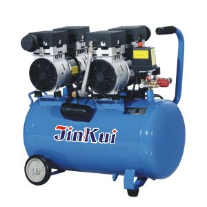 Jk750X2-50L Silence Oil Free Air Compressor