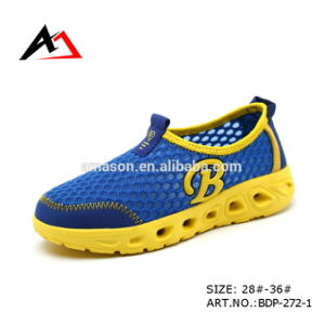 Sports Walking Shoes Casual Breathable Footwear for Children (BDP-272-1) pictures & photos