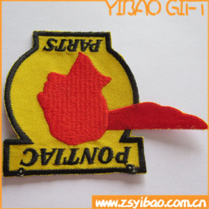 High Quality Embroidered Patch with Custom Design (YB-LY-P-65) pictures & photos