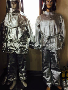 China Manufacturer Fireman Fire Fighting Protective Survival Suit pictures & photos