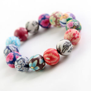 Wholesale Handmade Jewelry Accessories Polymer Clay Beads pictures & photos