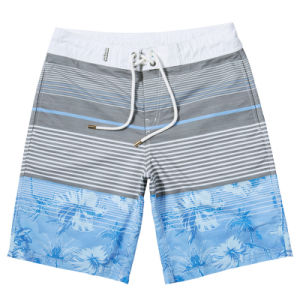 Hot Men′s Swimsuits Surf Board Beach Wear Swim Trunks Shorts