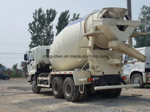 Used Foton Auman Transit Mixer Truck pictures & photos