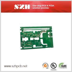 High Difficulty Complex Outline Multi-Layer Rigid PCB Board Assemblly pictures & photos