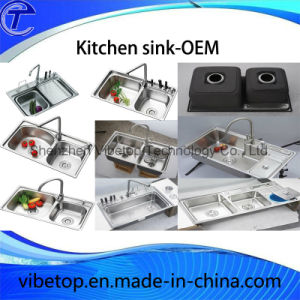Direct Factory Stainless Steel Kitchen Sink Export Style pictures & photos