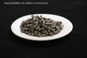 Add Active Carbon High Quality Pine Wood Cat Litter pictures & photos