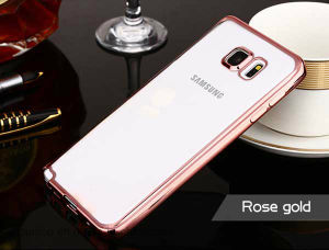 Ultra Thin Clear TPU Soft Case for Samsung S6 pictures & photos